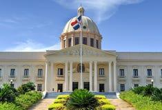Nationell slott - Santo Domingo, Dominikanska republiken Arkivbilder