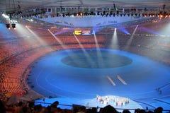 nationell stadion Arkivbilder