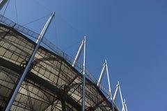 Nationell stadion i Warszawa, Polen Royaltyfria Bilder