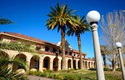 Nationell sylt för Mojave royaltyfria bilder
