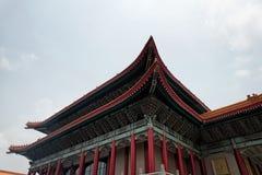 Nationell teater av Taiwan i Liberty Square, Taipei, Taiwan Arkivfoto
