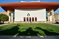 Nationell teater Ion Luca Caragiale, Bucharest Royaltyfria Bilder