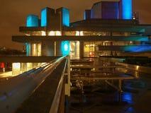 Nationell teater London Fotografering för Bildbyråer