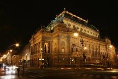 nationell theatre Arkivbild