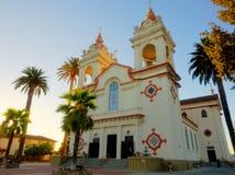 nationella portugisiska sår för kyrka fem Arkivfoton