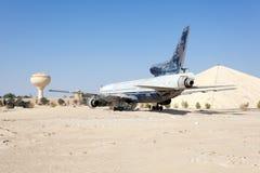 Nationellt auto museum för emirater i Abu Dhabi Arkivfoton