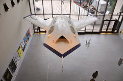 nationellt avstånd washington för luftmuseum Arkivfoto