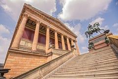 Nationellt galleri av Berlin Royaltyfria Bilder
