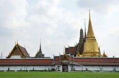 Nationellt kungligt tempel Thailand Arkivfoto