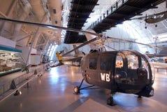 Nationellt luft- & avståndsmuseum Royaltyfria Foton