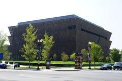 Nationellt museum av afrikansk amerikanhistoria och kultur arkivbild