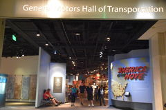 Nationellt museum av amerikansk historia i Washington, DC royaltyfri fotografi