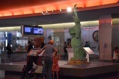 Nationellt museum av amerikansk historia i Washington, DC arkivfoton