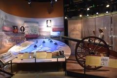 Nationellt museum av amerikansk historia i Washington, DC royaltyfria bilder