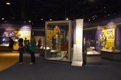 Nationellt museum av amerikansk historia i Washington, DC arkivbilder