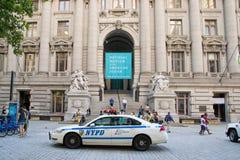Nationellt museum av den amerikanska indiern royaltyfria bilder