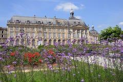Nationellt museum av egenar i Bordeaux, Frankrike royaltyfri bild