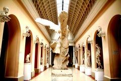 Nationellt museum av konster i Rio de Janeiro Arkivbilder