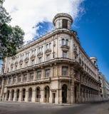 Nationellt museum av konster Museo Nacional de Bellas Artes - havannacigarr, Kuba royaltyfri foto