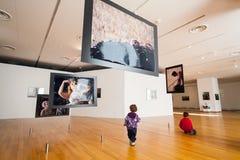 Nationellt museum av samtida konst Royaltyfri Fotografi