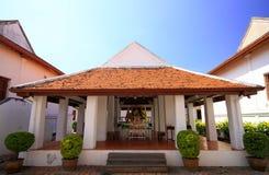 Nationellt museum för Somdet phranarai Fotografering för Bildbyråer