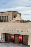 Nationellt museum för världskrig I Royaltyfri Foto