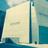 Nationellt museum för världskrig två Fotografering för Bildbyråer