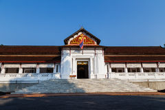 Nationellt museum för Luang Pra smäll Fotografering för Bildbyråer