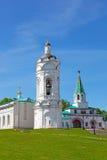 Nationellt museum Kolomenskoe. Moskva Arkivfoton