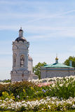 Nationellt museum Kolomenskoe. Moskva Arkivbilder