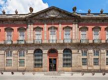 Nationellt museum, Porto Royaltyfria Foton