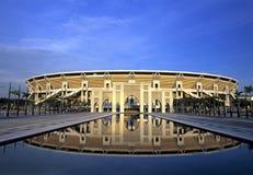 Nationellt sportkomplex, Bukit Jalil, Kuala Lumpur, Malaysia Arkivbilder
