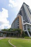 Nationellt universitet av Singapore (NUS) Royaltyfri Bild
