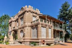 Nationellt vinmuseum, Maipu, Argentina arkivbilder