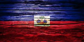 Nationsflaggor träbakgrund, textur Royaltyfria Foton