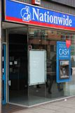 Nationwide Building Society royalty free stock photos