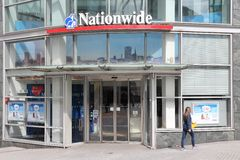 Nationwide Building Society Stock Photos