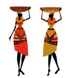 Native African women Stock Photos