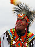 Native American Dancer #13 Stock Photography