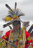 Native American Dancer #14 Royalty Free Stock Images