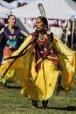 Native American Dancer Royalty Free Stock Image