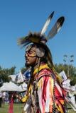 Native American Dancer Royalty Free Stock Photos
