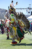 Native American Dancer Royalty Free Stock Photo