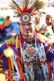 Native American Dancers Stock Photos