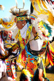 Native American Dancers Stock Image