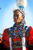 Native American Dancers Stock Images