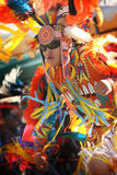 Native American Dancers Stock Photo