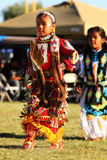 Native American Dancers Royalty Free Stock Photos