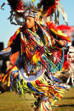 Native American Dancers Royalty Free Stock Photo
