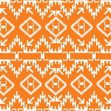 Native american decorative motives Stock Photo